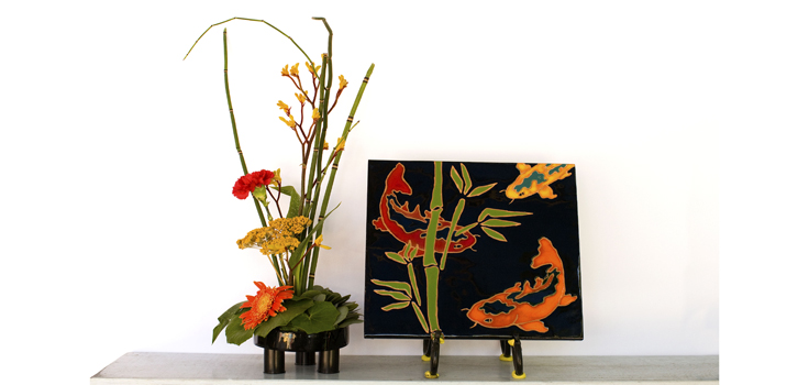 Art in Bloom Show, July 19-20