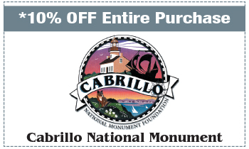 Coupon for Cabrillo National Monument