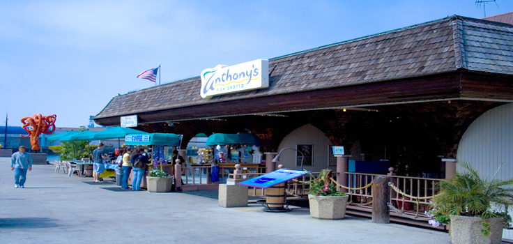Anthony 39 s fish grotto free cup of chowder coupon for Anthony s fish grotto san diego