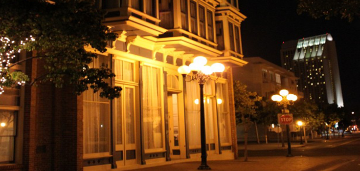 Haunted san diego ghost tours passport to san diego for Haunted hotel in san diego