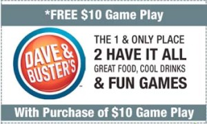 Pics photos dave and busters nyc coupon