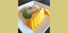 lanna Thai mango rice