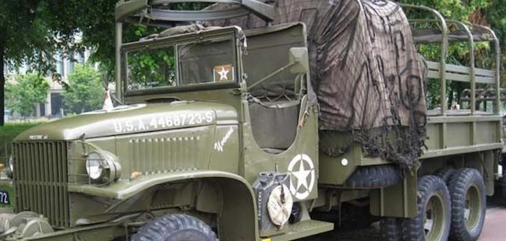 San Diego Automotive Museum: Auto Museum Pays Tribute To WWII With Exhibit And