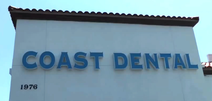 coast dental front