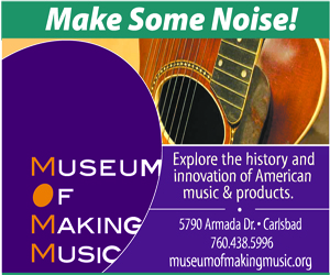 Musuem of Making Music big box banner