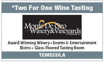 Coupon for Monte De Oro Winery