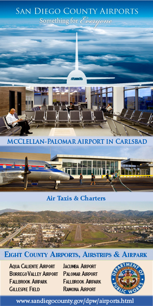 San Diego County Airports