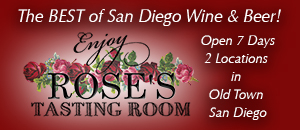 Roses Tasting Room in Old Town