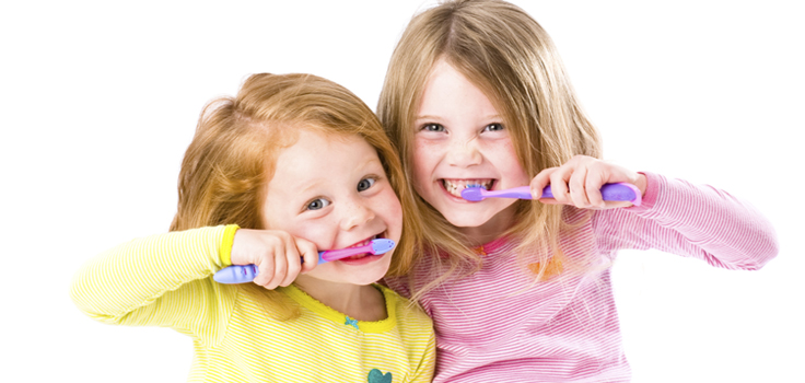 Coast Dental Kids Brushing Teeth-new