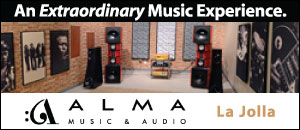 Alma Music and Video La Jolla