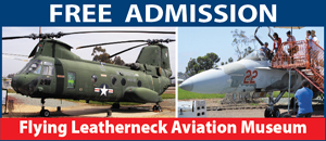 Flying Leatherneck Aviation Museum
