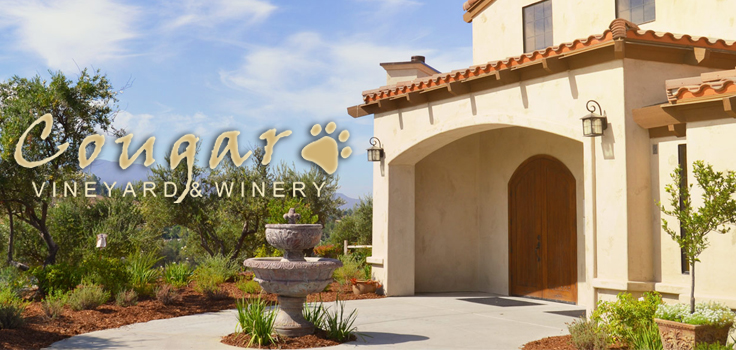 cougar vineyards and winery in temeculatwo for one wine