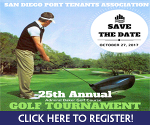 San Diego Port Tenants Association Golf Tournament=