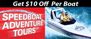San Diego Speed Boat Adventures Coupon