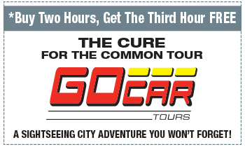 Coupon for GoCar Tours