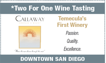 Coupon for Callaway Vineyard and Winery