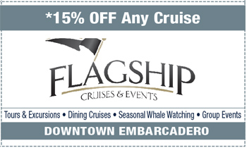Coupon for Flagship Cruises & Events