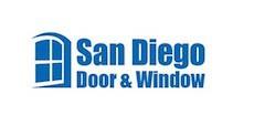 San Diego Door Window