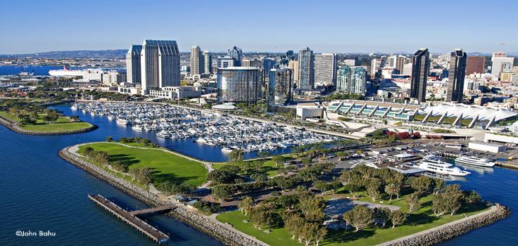 Embarcadero Passport To San Diego