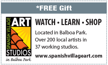 Coupon for Spanish Village Art Center