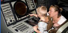 USS Midway INset Exhibit