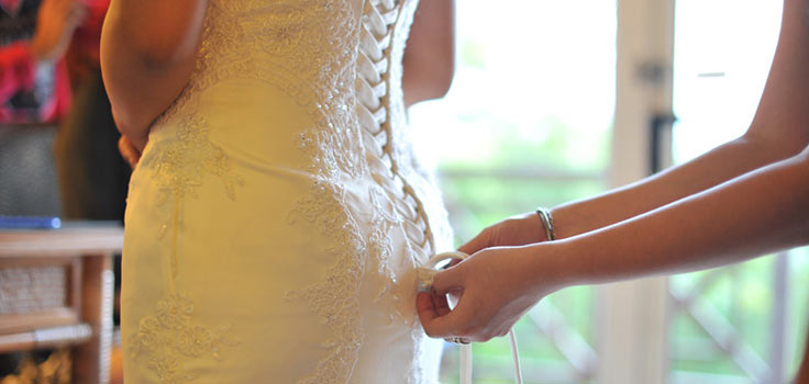 bride-getting-dressed