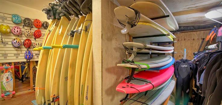cheap rentals inside surf shop2