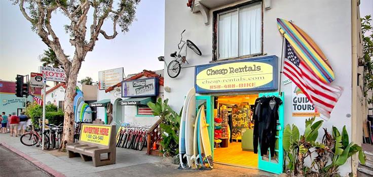 cheap rentals street view