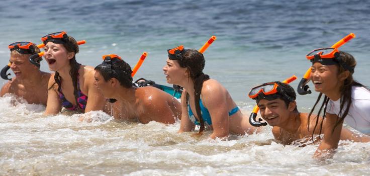 group-snorkel