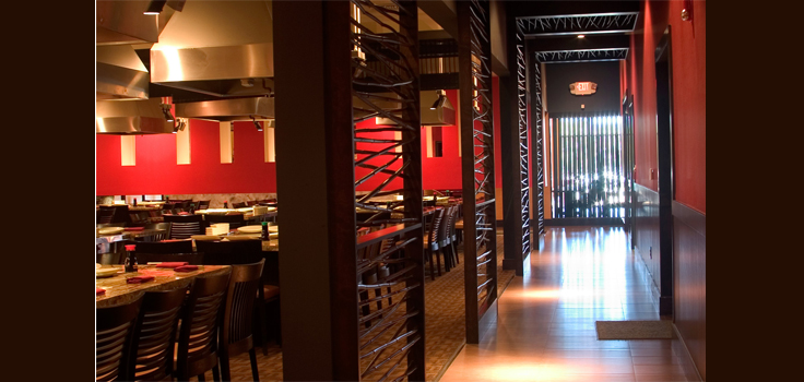 shogun Restaurant-large event venues