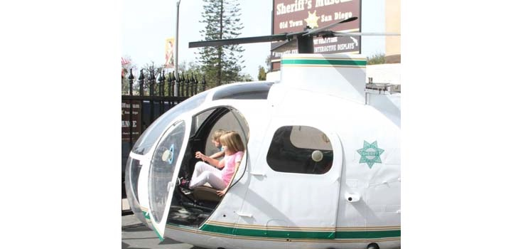 sd sheriff museum helicopter
