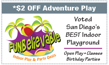 Coupon for FUNBelievable Play
