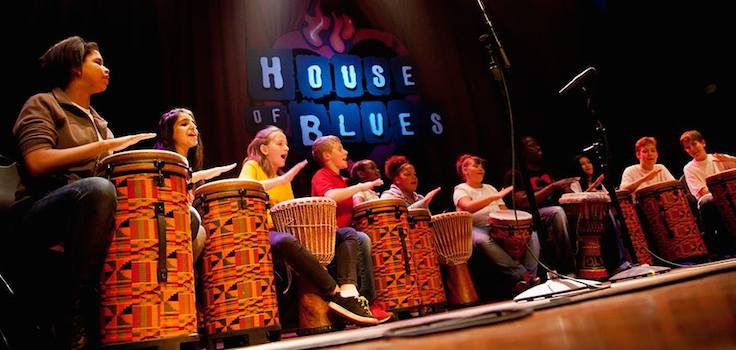 House Of Blues San Diego Celebrates Action For The Arts Passport