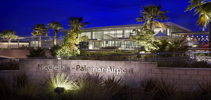 McClellan-Palomar Airport