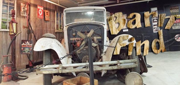 sd automotive museum barn find