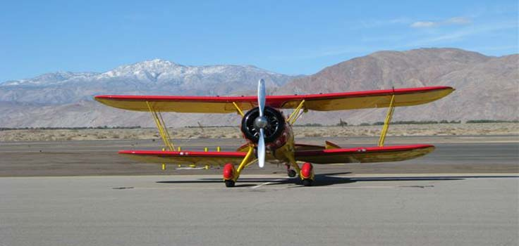 There are eight regional airports in San Diego County