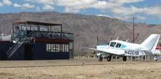 Borrego Airport Image
