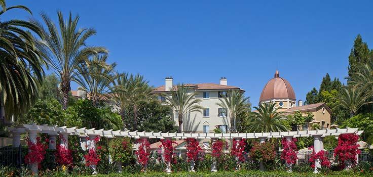 la jolla-The villas of renaissance