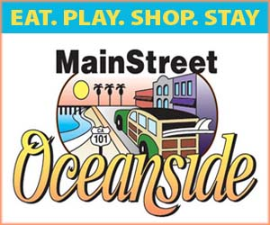 Mainstreet Oceanside Banner