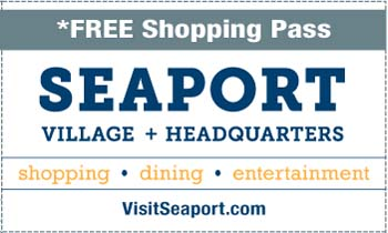 Coupon for Seaport Village + Headquarters
