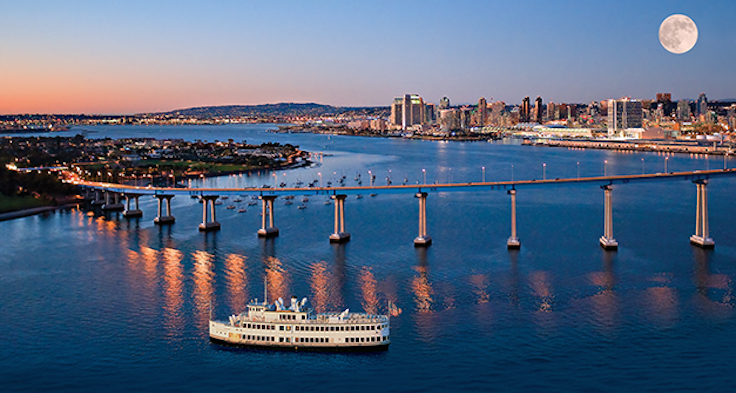 Sweeten Your Valentine S Weekend With A Hornblower Cruise