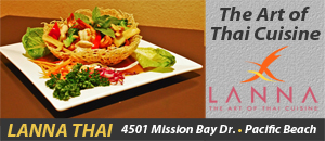 Lanna Thai Restaurant banner