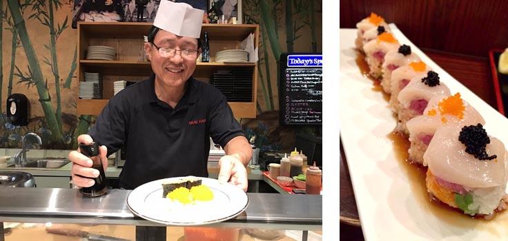 Aka Hana Japanese & Sushi Restaurant