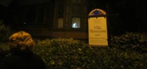 montezuma house spirit
