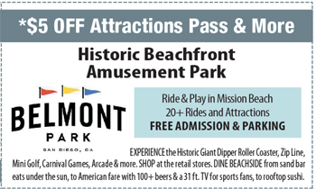 Coupon for Belmont Park