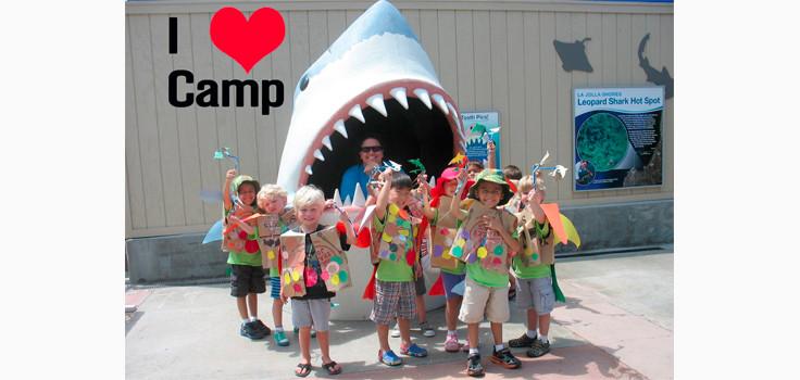 Birch Aquarium Camps