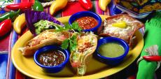 Casa de Pico Restaurant Carne Asada Plate