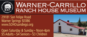 Warner-Carillo Ranch House