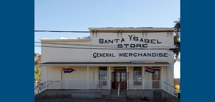 Santa Ysabel Store & Backcountry Visitor Center