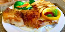 baked chicken hob nob hill restaurant